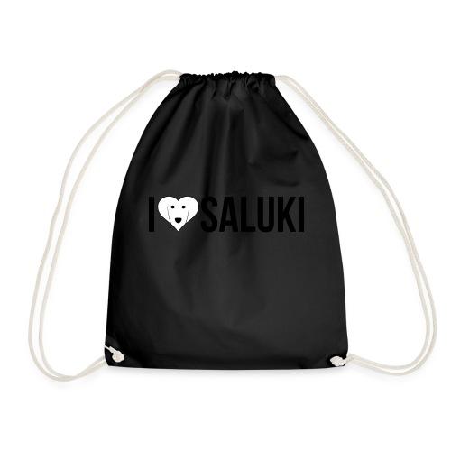 I Love Saluki - Sacca sportiva