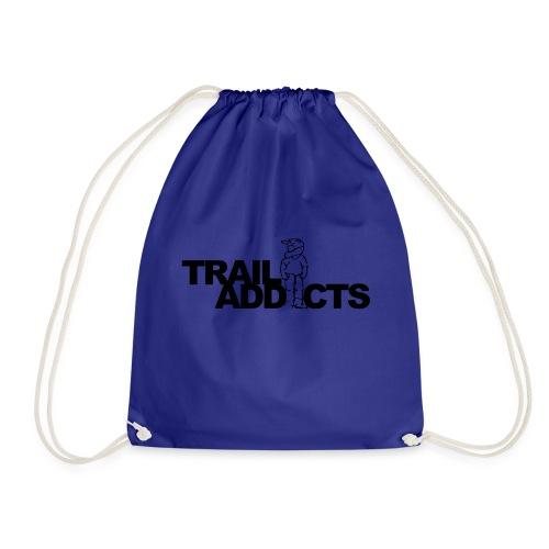 Trail addicts ZWART - Mochila saco