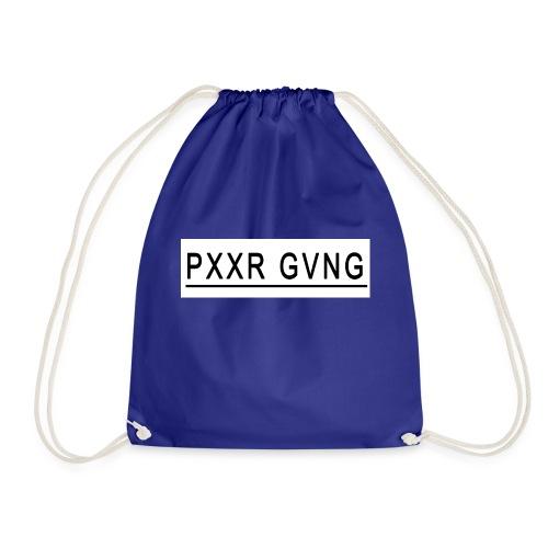 PXXR GVNG - Mochila saco