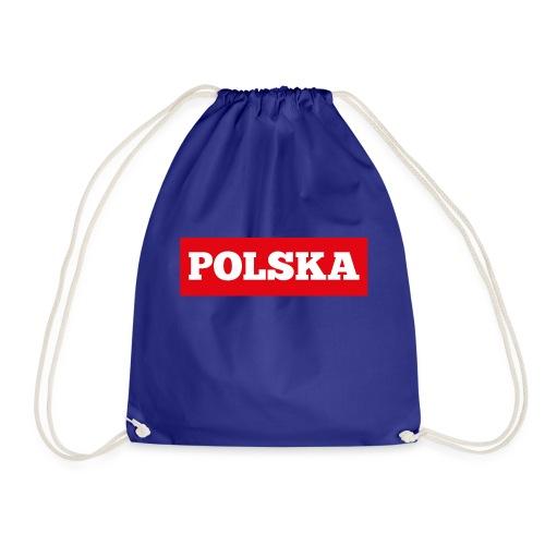 Polska-Poland - Turnbeutel