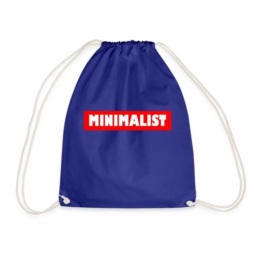 Minimalist - Turnbeutel