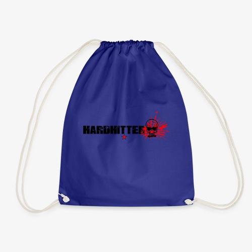 Hardhitter Logo für hellen hintergrund - Turnbeutel