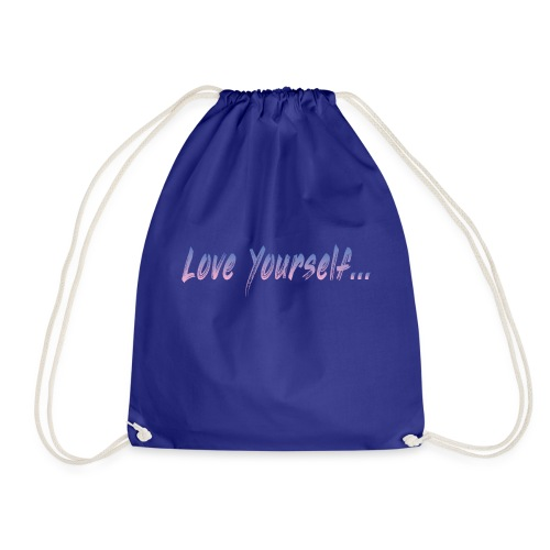 Love Yourself... - Sac de sport léger