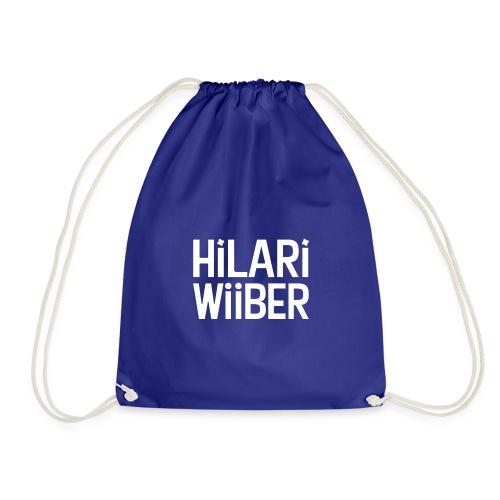 Hilari Wiiber - Be a HiWi - Turnbeutel
