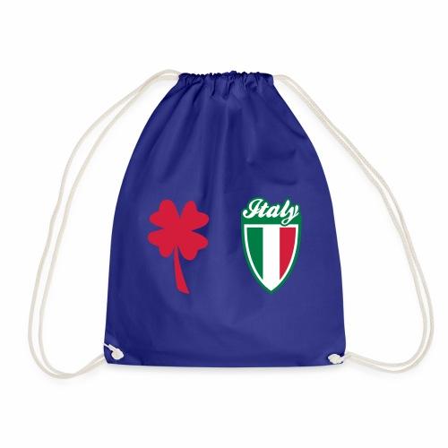 Scudo sportivo d'Italia - Sacca sportiva