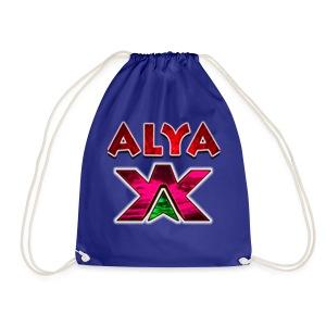 ALYA LOGO S - Gymbag