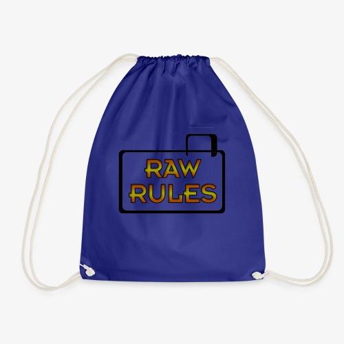 RAW Rules - Drawstring Bag