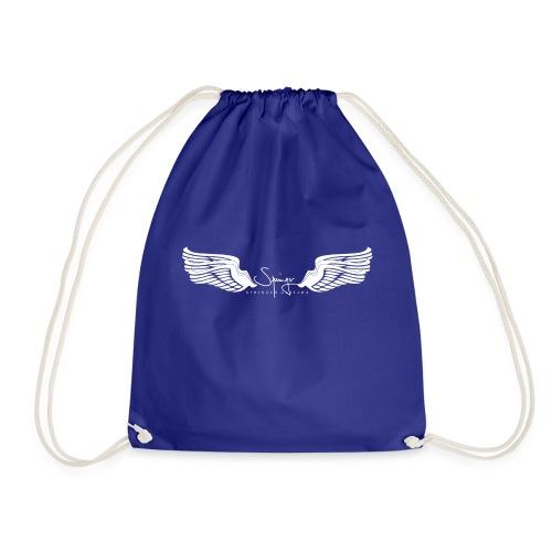 Seraph Wings white - Sac de sport léger