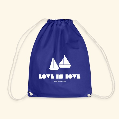 LOVE IS LOVE - Gymbag