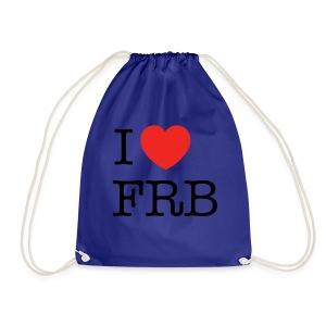 I Love FRB - Streetwear - Sportstaske