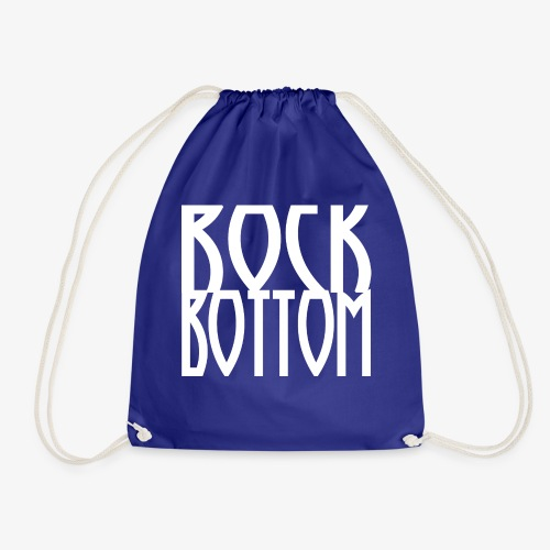 Rock Bottom Logo Large - Sportstaske
