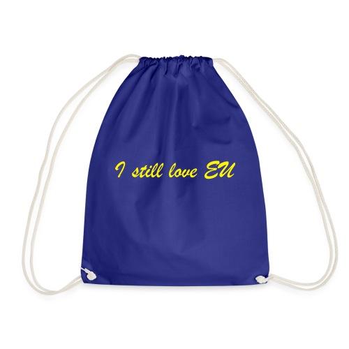 I Still Love EU - Drawstring Bag