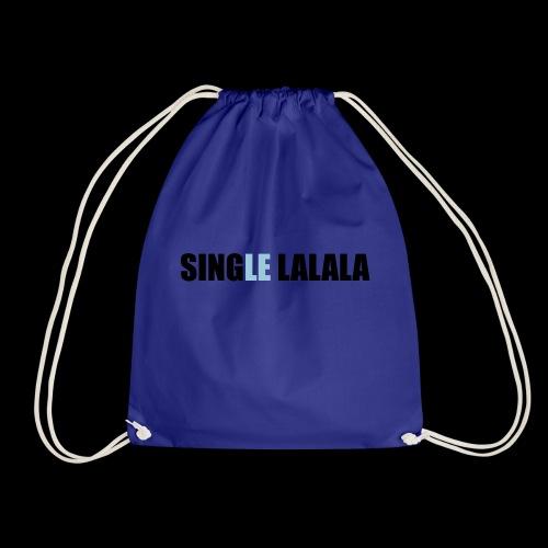 Sprüche T-Shirts – Single lalala | Sprücheshirts - Turnbeutel