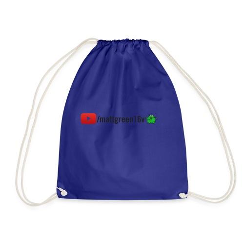 mr snot youtube - Drawstring Bag