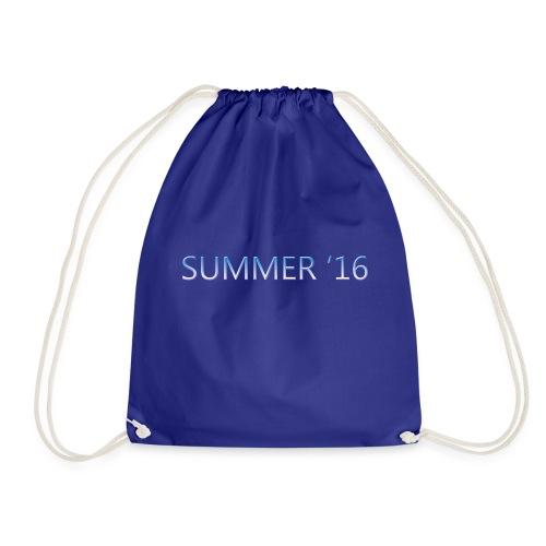 SUMMER 16 T-SHIRT MEN - Drawstring Bag