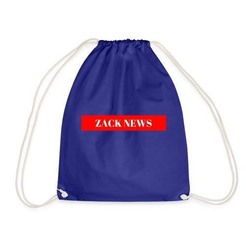ZACK NEWS - Turnbeutel