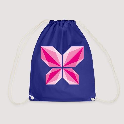 DDD Butterfly - Turnbeutel