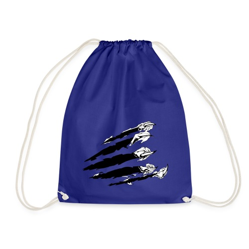 Claws - Drawstring Bag