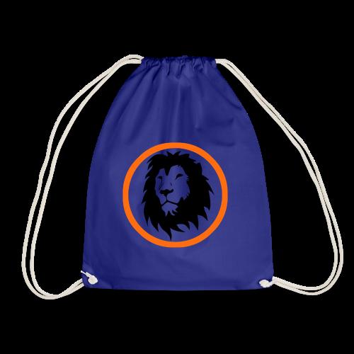 Absogames Black lion - Drawstring Bag