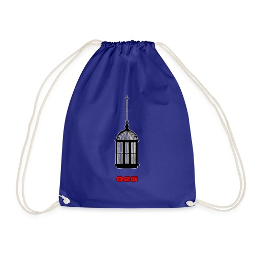 925 Birdcage - Drawstring Bag