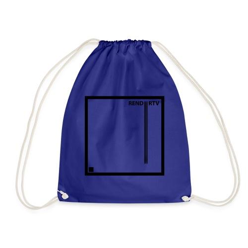 Tecnica cuadrada - Mochila saco