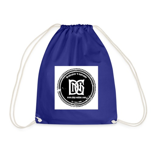 DNG SEAL BLACK - Drawstring Bag