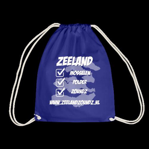 Mosselen - Polder - ZoundZ #girlZ edition - Gymtas