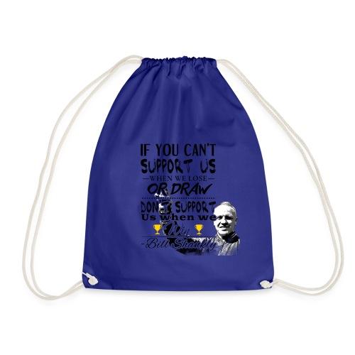 Bill Shankly - Barntröja - Gymnastikpåse