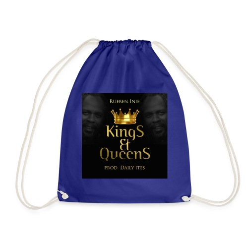 Kings_-_Queens - Drawstring Bag