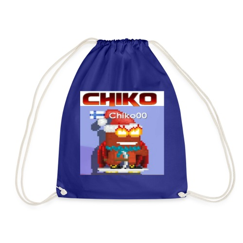 chiko00 fain juttuja :D - Drawstring Bag