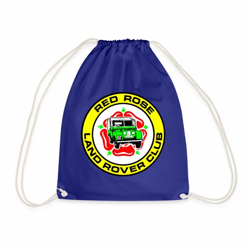 Red Rose LRC - Drawstring Bag