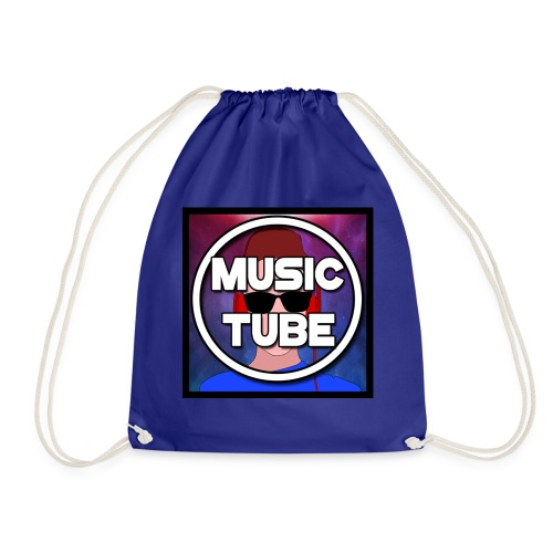 Music Tube - Drawstring Bag