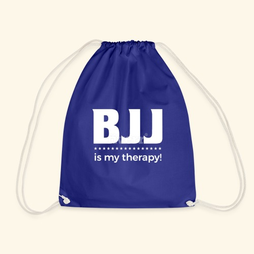 BJJ is my Therapy - Turnbeutel