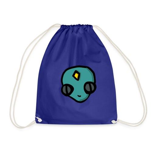 Keenan The Alien - Drawstring Bag