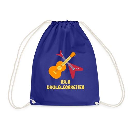 Oslo Ukuleleorkester sin t-shorte - Gymbag
