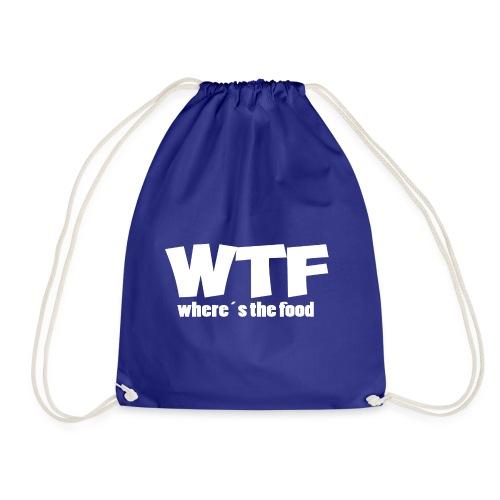 WTF T-Shirt - Turnbeutel