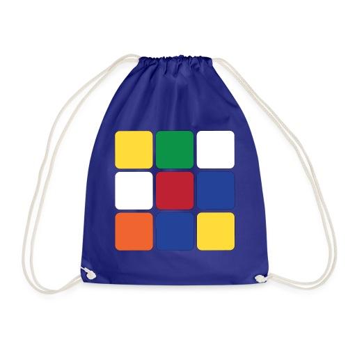 Square - Drawstring Bag