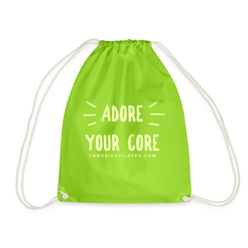 Adore Your Core - Drawstring Bag