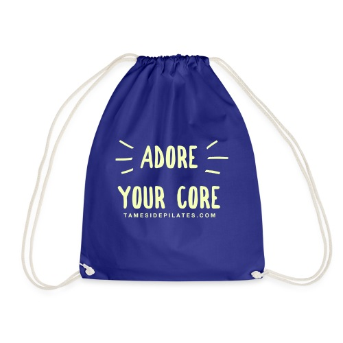 Adore Your Core - Drawstring Bag