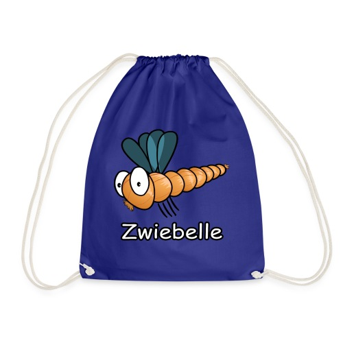 Zwiebelle Fun Shirt - Turnbeutel