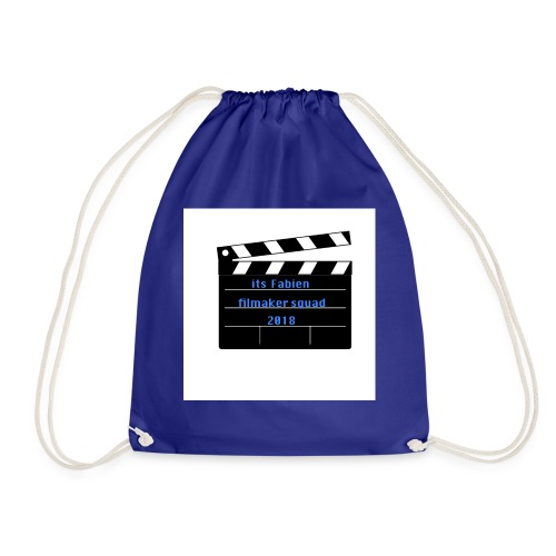 filmmaker group - Drawstring Bag