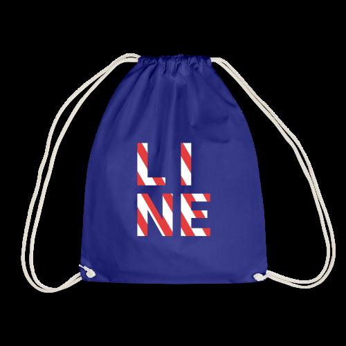 LINE2 - Turnbeutel