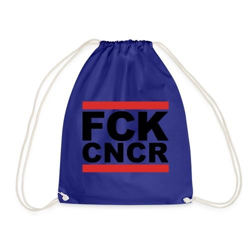 FCK CNCR Fuck Cancer - Turnbeutel
