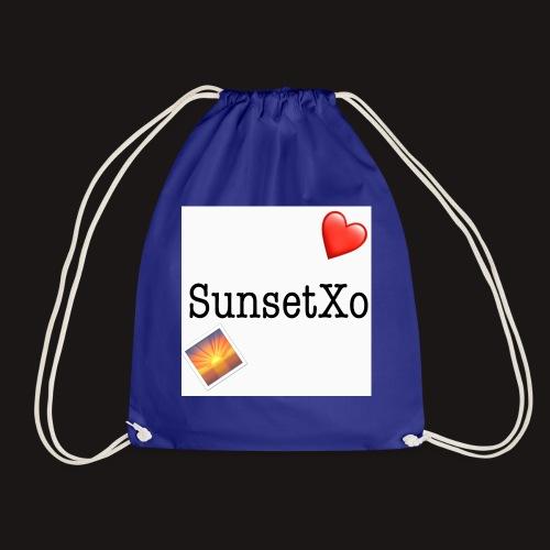 sunsetxo - Drawstring Bag