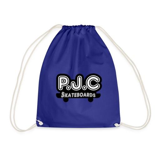 P.J.C Skateboards - Drawstring Bag