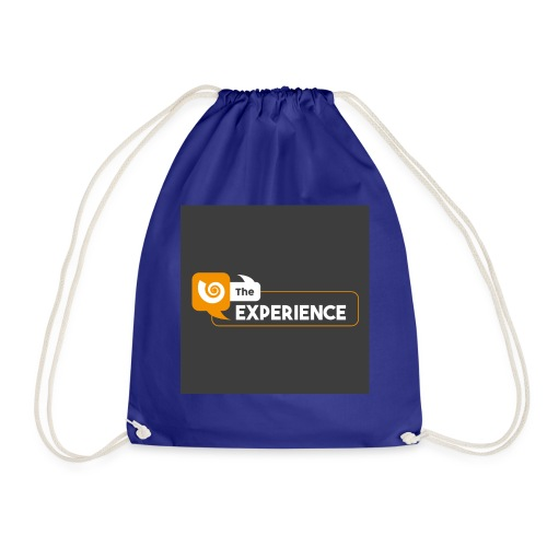 The Experience Podcast Merchandise Store - Drawstring Bag