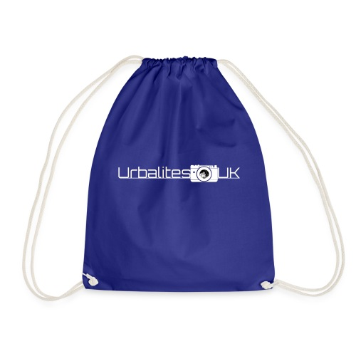 urbaliteswhite - Drawstring Bag