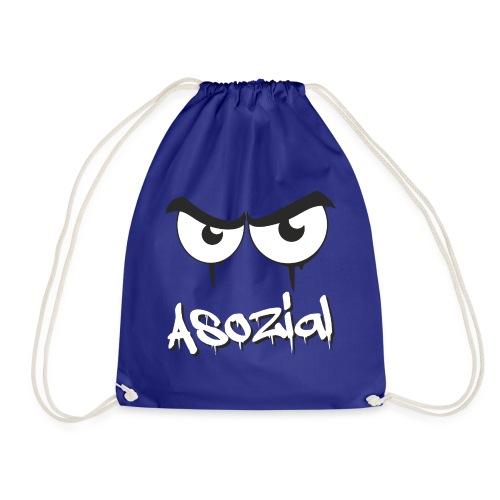 Asozial - Turnbeutel