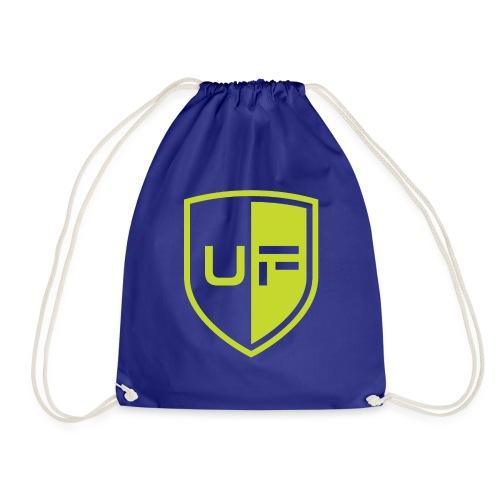 uFit Logo - Drawstring Bag