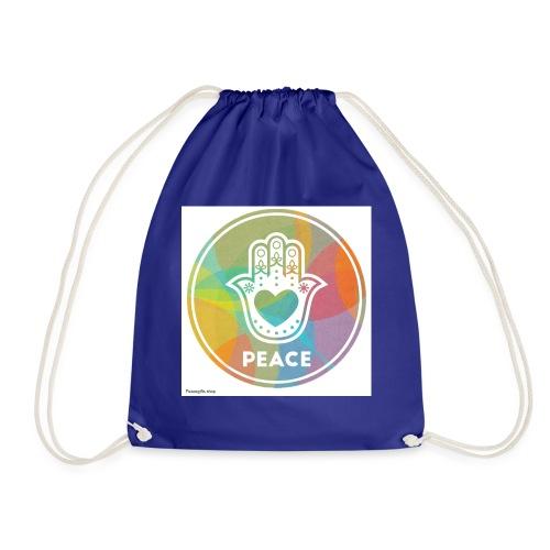 Hamsa 2 9mb - Drawstring Bag